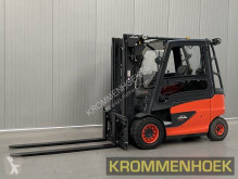 Linde E 40 H-01/600 used electric forklift