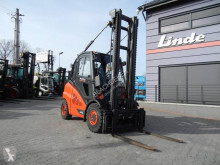Diesel vagn Linde H50D Side shift