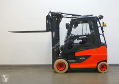 Linde E 30/600 H/387 used electric forklift
