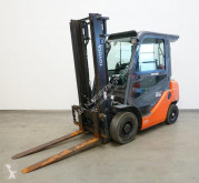 Toyota 8FGF25F used gas forklift