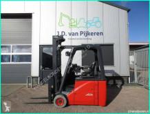 Linde E16H-01 triplex 5.5m freelift sideshift 2013! tweedehands elektrische heftruck