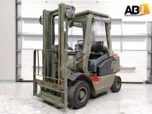 Vysokozdvižný vozík Jungheinrich DFG-25 dieselový vysokozdvižný vozík ojazdený