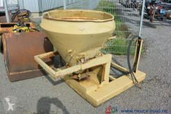 Beholder, tank Salzstreuer Düngemittelstreuer