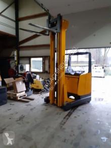 Carretilla retráctil Jungheinrich reachtruck elektrische zeer nette machine 9500 uur