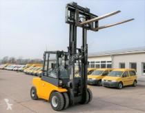 Jungheinrich DFG 680 KLIMA DUPLEX 4-Ventile chariot diesel occasion