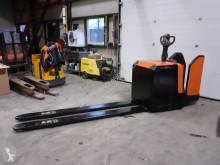 Pallet truck met staanplaats bestuurder BT lpe 240 meerij paletwagen elektrische lepellengte 240 cm