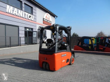 Linde electric forklift E15-01
