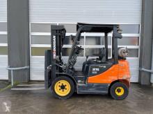 Doosan 2,5 ton LPG G25P-5 vorkversteller forklift gas 250 Forklift used