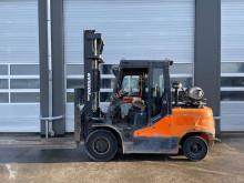 Doosan G50C Forklift used