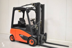 Linde E16 P-02 used electric forklift
