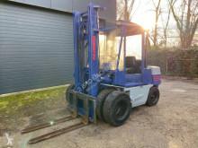 Komatsu FD45-5 4.5 ton | Duplex gebrauchter Dieselstapler