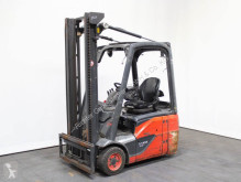 Linde electric forklift E 16 C-02 386