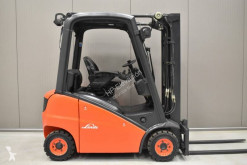 Linde H16D used electric forklift