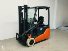 Toyota 8FBET16 used electric forklift