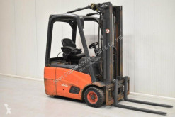 Linde E16C used electric forklift