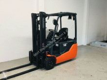 Toyota 8FBE16T used electric forklift
