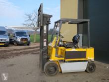 Clark fm25 heftruck elektrische triple en zeer goede accu el-truck brugt