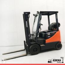Doosan G15S-5 Forklift used