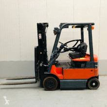 Toyota 7FBMF 16 used electric forklift