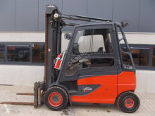 Linde E35H-01/600 used electric forklift