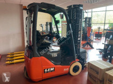 Toyota 8FBE15T used electric forklift