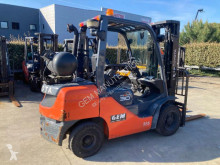 Toyota gas forklift 028FGF30