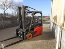Linde e16/02 heftruck elektrische met lepelversteling el-truck brugt