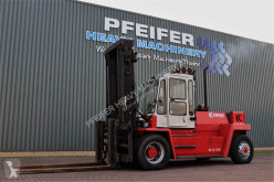 Kalmar DC12-1200 12t Capacity, 5500mm Lifting Height, Dup chariot gros tonnage à fourches occasion