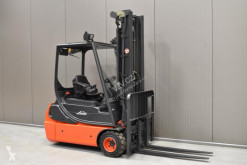 Linde E 18 C-02 E 18 C-02 used electric forklift