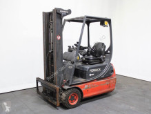 Linde E 16 C-02 335 used electric forklift