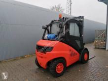 Wózek na gaz Linde H45 LPG Triplex 5.5m