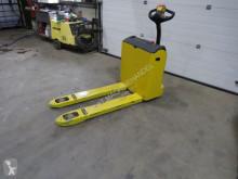 Paletovací vozík doprovod Yale palletwagen elektrische met goede accu