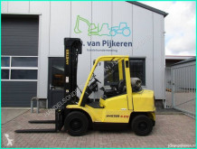 Chariot à gaz Hyster H4.00XM-5 4t LPG triplex6m +sideshift +4xhydrauliek!