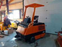 Jones 1100 veegmachine elektrische met nieuwe accu подметально-уборочная машина б/у