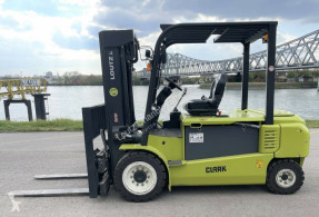 Clark GEX50 used electric forklift