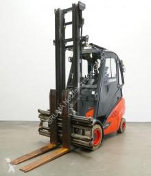 Linde H 35 T/393-02 EVO GETRÄNKE empilhador a gás usado