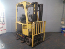 Hyster E18XN used electric forklift