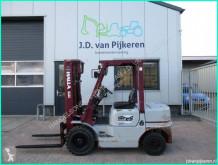 Chariot diesel Halla HDF25 2.5t diesel triplex4.7m 3xhydrauliek 8433uur