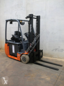 Toyota 8FBET16 8FBET16 used electric forklift