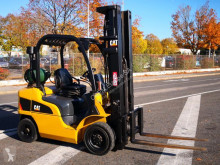 Caterpillar GP25N used gas forklift
