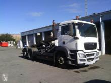 Kamion MAN MAN TGS26.360 6X2 hook-lift truck vícečetná korba použitý