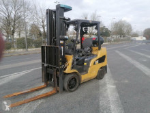 Caterpillar GC30N used gas forklift