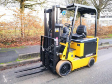 Caterpillar EC25N used electric forklift