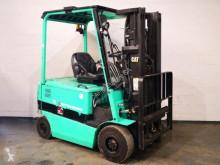 Mitsubishi FB25KPAC wózek elektryczny używany