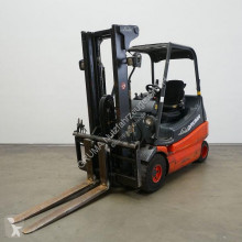 Linde E 25 S/336-03 used electric forklift