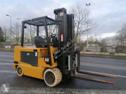 Caterpillar EC55N used electric forklift