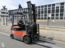 Toyota 7FBMF 25 used electric forklift