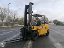 Caterpillar GP50K used gas forklift