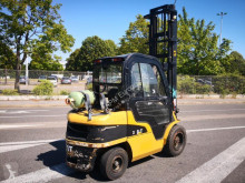 Caterpillar GP35N used gas forklift