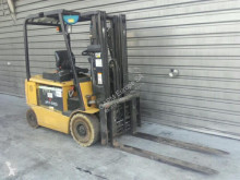 Caterpillar EP25K-PAC used electric forklift